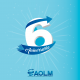 Sexto aniversario de AOLM