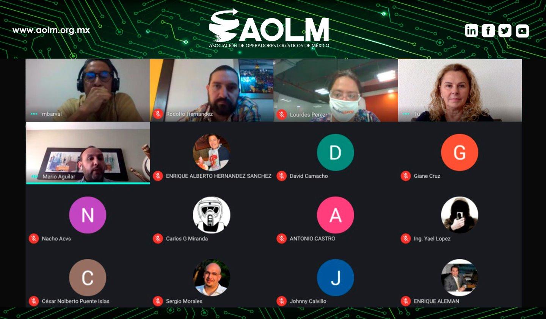 AOLM y Grupo ProTG