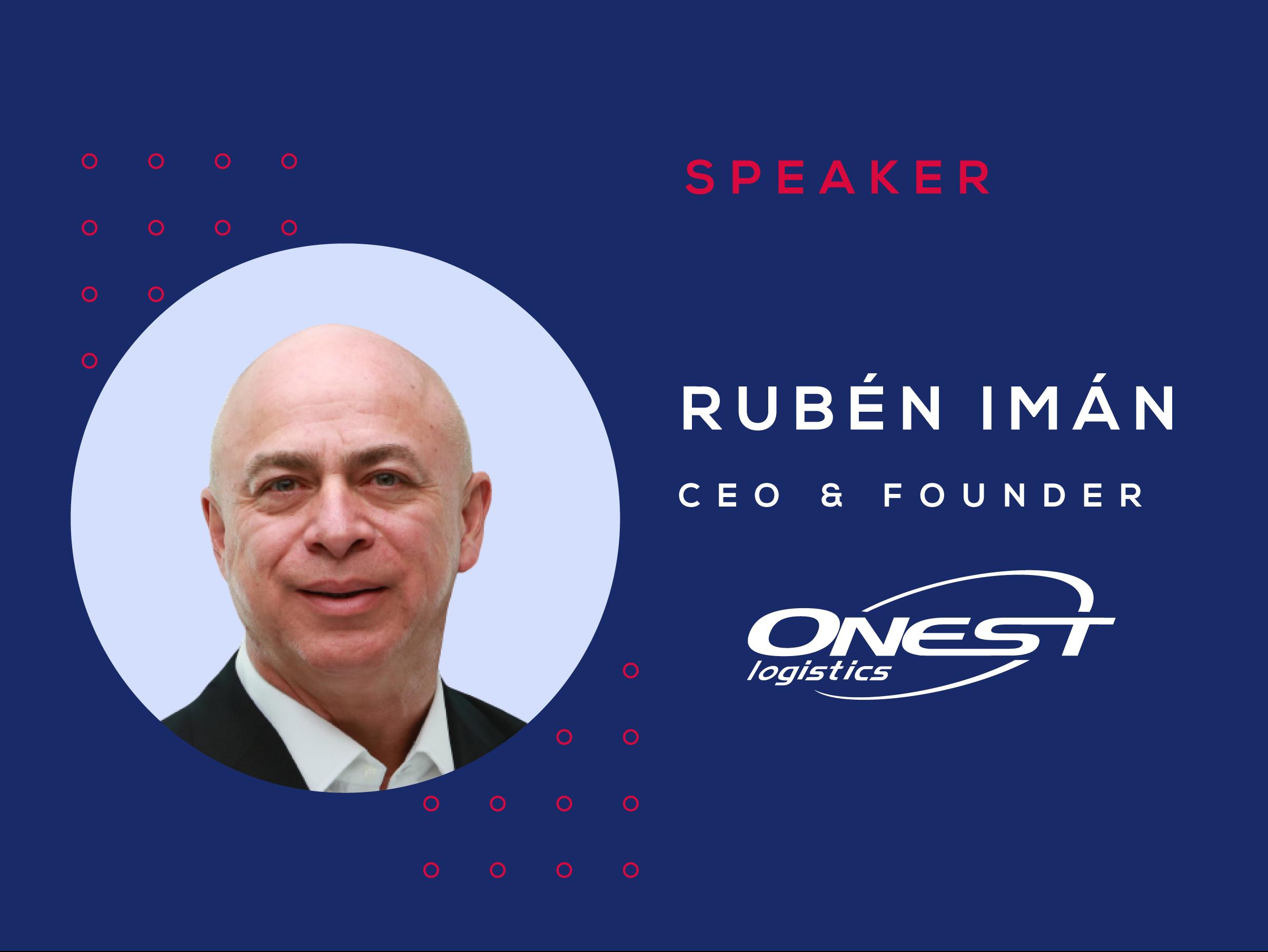 Rubén Imán speaker AOLM Business Talks